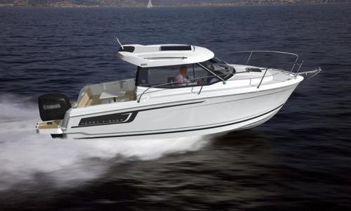 Image of Jeanneau Merry Fisher 695 for sale in United Kingdom for £54,726 Swanwick, United Kingdom