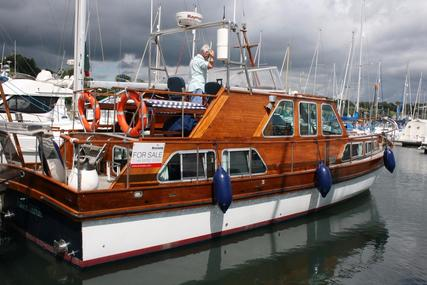 Nelson 40 Twin Screw Motor yacht for sale in United Kingdom for £59,000