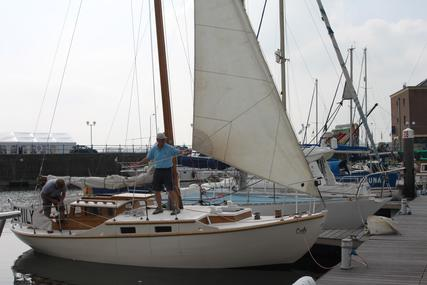 Lymington slipway 5 Ton Bermudan sloop for sale in United Kingdom for £6,750