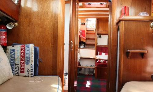 Image of Classic Nelson 40 Twin Screw M/Y for sale in United Kingdom for £59,000 Truro, Cornwall, , United Kingdom