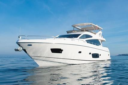 Sunseeker Manhattan 73 for sale in France for €1,625,000 (£1,424,377)
