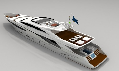 Image of Acury SSY 45 for sale in United Arab Emirates for €30,000,000 (£26,488,897) United Arab Emirates