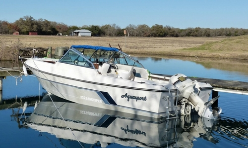 Image of Aquasport 222 Sandpiper for sale in United States of America for $18,500 (£13,758) Fredericksburg, Texas, United States of America