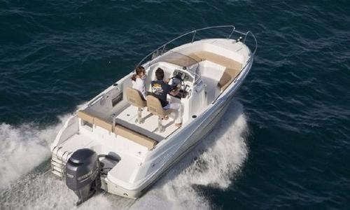 Image of Jeanneau Cap Camarat 6.5CC Series 2 for sale in United Kingdom for £42,921 Swanwick, United Kingdom