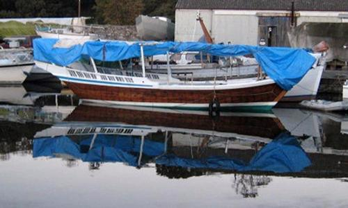 Image of Omani Dhow for sale in United Kingdom for £9,500 Devon, , United Kingdom