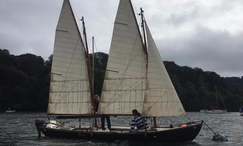 Image of Classic Selway Fisher Longboat for sale in United Kingdom for £5,950 Dartmouth, Devon, , United Kingdom