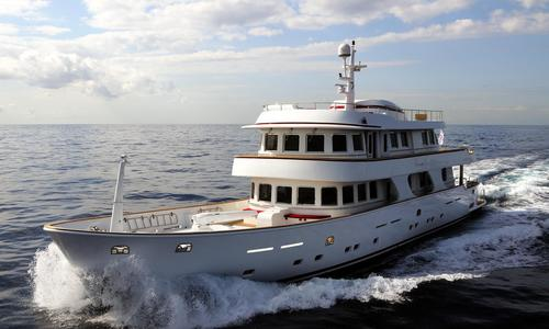 Image of TERRANOVA YACHTS T115 for sale in Italy for €12,500,000 (£11,029,152) Italy