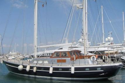 Jongert 22ds for sale in Spain for €425,000 (£371,546)