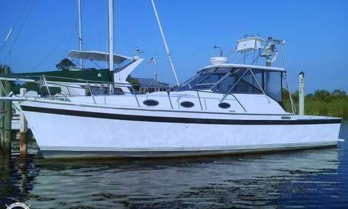 Image of Luhrs 35 Alura for sale in United States of America for $22,500 (£15,935) Saint Marks, Florida, United States of America