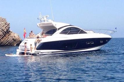 Sunseeker Portofino 48 for sale in Spain for €565,000 (£498,280)