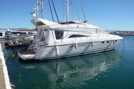 Princess 56 for sale in Spain for €275,000 (£242,641)