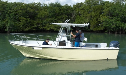 Image of Boston Whaler 24 Outrage for sale in United States of America for $22,500 (£16,109) Hialeah Gardens, Florida, United States of America