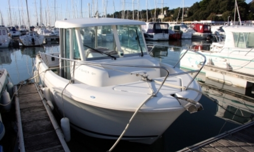 Image of Jeanneau Merry Fisher 655 Marlin for sale in France for €23,000 (£20,613) PORNIC, France