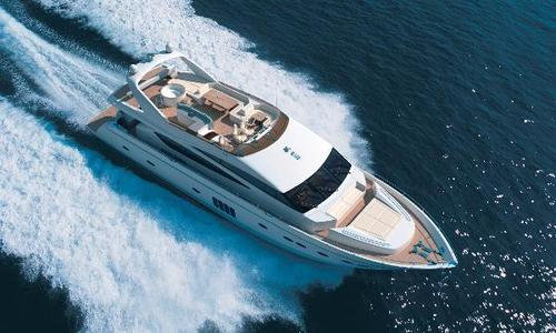 Image of Princess 85 Motor Yacht for sale in Cyprus for €2,490,000 (£2,231,583) Limassol, Cyprus