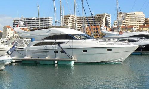 Image of Princess 50 for sale in Portugal for €279,000 (£245,967) Vilamoura, Portugal