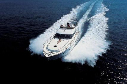 Princess 61 for sale in Spain for €390,000 (£343,821)