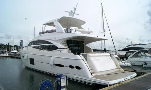 Image of Princess 72 Motor Yacht for sale in Spain for £1,950,000 Menorca, Spain
