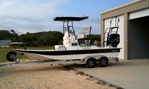 Image of Shallow Sport 24 sport for sale in United States of America for $74,950 (£56,433) Aransas Pass, Texas, United States of America