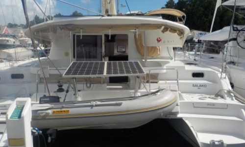 Image of Fountaine Pajot Lipari 41 for sale in France for €200,000 (£176,344) POINTE A PITRE, France