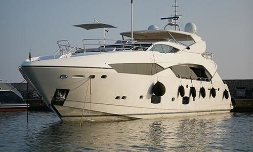 Image of Sunseeker Predator 115 for sale in United Kingdom for £6,900,000 Poole, United Kingdom
