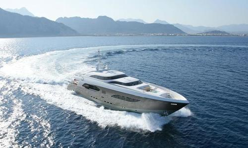 Image of Tamsen Yachts 41M for sale in France for $7,900,000 (£5,648,788) La Ciotat, France