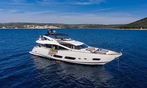 Image of SUNSEEKER 28 Metre Yacht for sale in Croatia for £3,650,000 Croatia