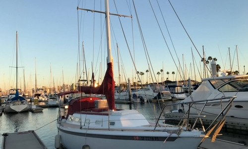 Image of Ericson Yachts 32 for sale in United States of America for $24,500 (£17,572) San Diego, California, United States of America