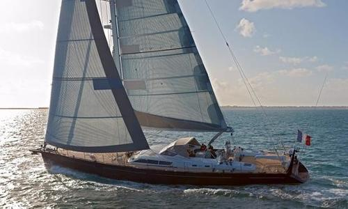 Image of SAS Chantier Naval Garcia GY 75 for sale in Italy for €1,495,000 (£1,324,333) Genoa, Italy