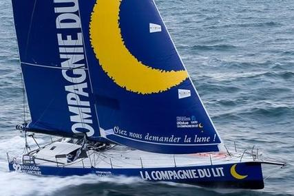 Neville Hutton Imoca 60 for sale in France for €750,000 (£670,877)
