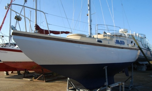 Image of Wing 25 Mk III for sale in United Kingdom for £6,950 Titchmarsh Marina, Essex, United Kingdom