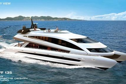 Porsche Design RFF 135 Mega Yacht for sale in Sweden for €35,000,000 (£30,672,427)