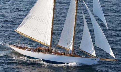 Image of William Fife Schooner for sale in Spain for P.O.A. Spain