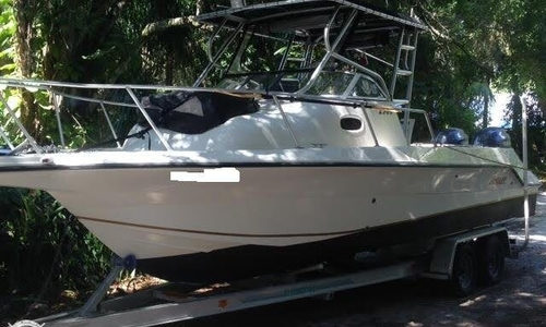 Image of Angler 2500 WA for sale in United States of America for $33,700 (£25,017) N. Fort Myers, Florida, United States of America