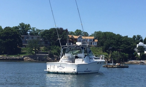 Image of Wellcraft 330 Coastal for sale in United States of America for $25,800 (£19,549) Cos Cob, Connecticut, United States of America