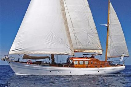 Laurent Giles 72Ft Motor Sailer for sale in France for €460,000 (£405,533)