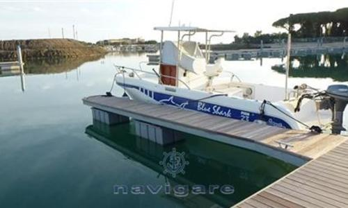 Image of Plastimare Blue Shark 23 fish for sale in Italy for €19,000 (£16,836) Toscana, Italy