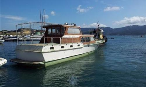 Image of JACHTWERF B KLAASEN - NL Super van craft navetta inox olandese for sale in Italy for €60,000 (£53,620) Toscana, Italy