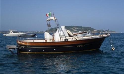 Image of Aprea Fratelli Sorrento 7.50 Semicabinato for sale in Italy for €59,000 (£52,280) Toscana, Italy