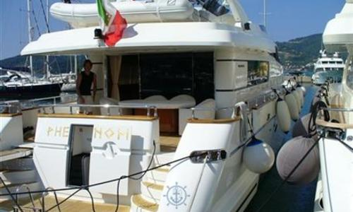 Image of San Lorenzo 82 for sale in Italy for €1,350,000 (£1,197,318) Liguria, Italy
