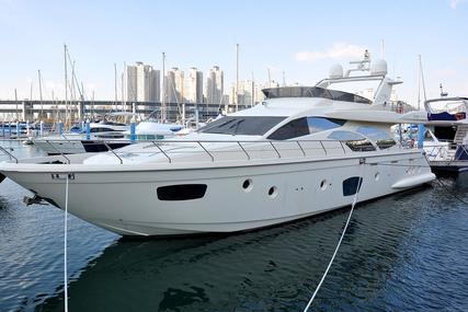 Azimut 75 for sale in South Korea for €1,300,000 (£1,151,594)