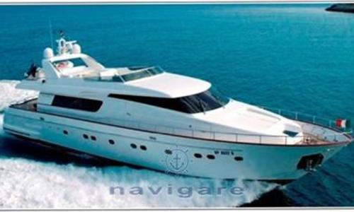 Image of San Lorenzo 82 for sale in Italy for €1,900,000 (£1,696,338) Liguria, Italy