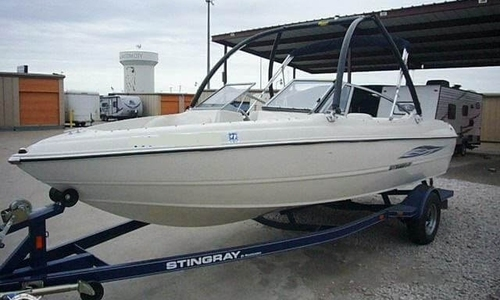 Image of Stingray 195 RX for sale in United States of America for $14,500 (£10,998) Fort Worth, Texas, United States of America