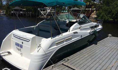 Image of Chaparral Signature 27 for sale in United States of America for $19,900 (£15,117) Dania Beach, Florida, United States of America