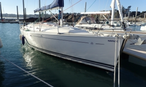 Image of Dufour 385 Grand Large for sale in France for €69,000 (£60,747) SAINT MALO, France