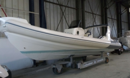 Image of Nuova Jolly 30 Prince for sale in France for €109,000 (£95,402) LA GRANDE MOTTE, France