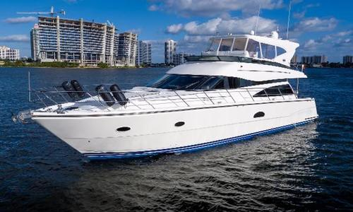 Image of Neptunus 62 Flybridge for sale in United States of America for $749,000 (£562,160) North Miami, FL, United States of America