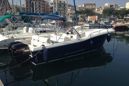 White Shark 285 for sale in Malta for €60,000 (£52,220)