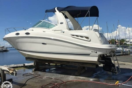 Sea Ray 260 Sundancer for sale in United States of America for $45,900 (£33,295)