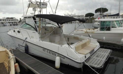 Image of Seaswirl 2901 Striper for sale in France for €45,000 (£39,798) LA GRANDE MOTTE, France