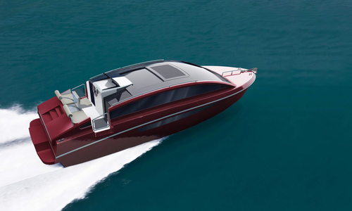 Image of Acury TB 9 Taxi Boat for sale in United Arab Emirates for $198,000 (£139,908) United Arab Emirates
